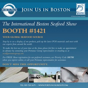 Join us in Boston Seafood Show 2011